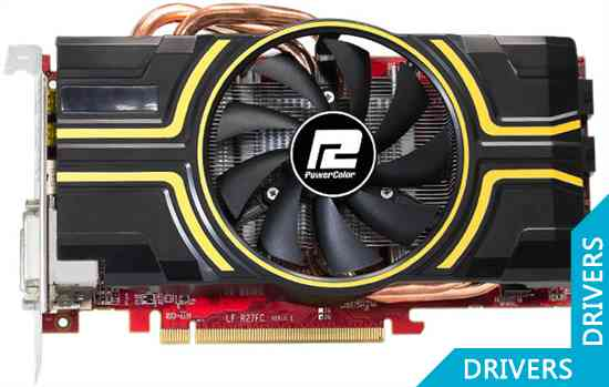 ���������� PowerColor R9 270X OC 2GB GDDR5 (AXR9 270X 2GBD5-DH/OC)