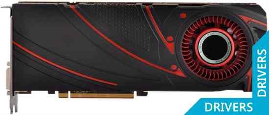 Видеокарта XFX R9 290 4GB GDDR5 (R9-290A-ENFC)