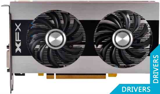 ���������� XFX R7 260X Double Dissipation 2GB GDDR5 (R7-260X-CDFR)