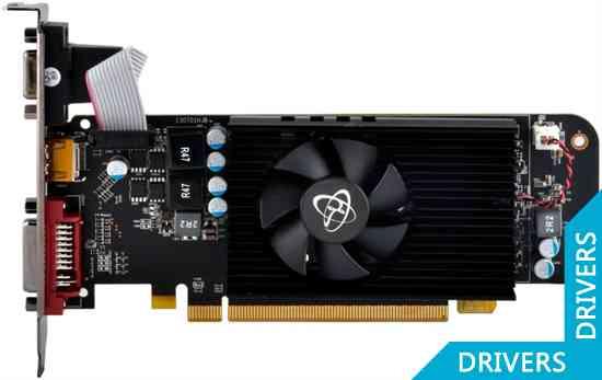 Видеокарта XFX R7 250 1024MB DDR3 (R7-250A-ZLJ4)