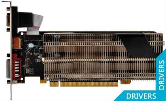 Видеокарта XFX R7 240 2GB DDR3 (R7-240A-CLH4)