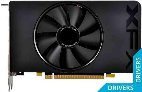 ���������� XFX R7 240 2GB DDR3 (R7-240A-CNF4)
