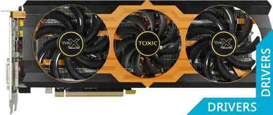 Видеокарта Sapphire TOXIC R9 280X 3GB GDDR5 (11221-01)