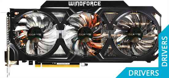 ���������� Gigabyte GeForce GTX 770 4GB GDDR5 (GV-N770WF3-4GD (rev. 2.0))