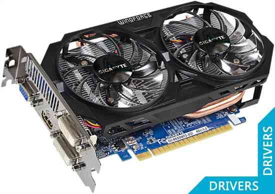 Видеокарта Gigabyte GeForce GTX 650 1024MB GDDR5 (GV-N650WF2-1GI (rev. 3.0))