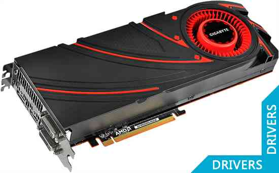 Видеокарта Gigabyte R9 290X 4GB GDDR5 (GV-R929XD5-4GD-B)