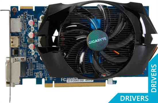 Видеокарта Gigabyte R7 260X OC 2GB GDDR5 (GV-R726XOC-2GD (rev. 1.0))