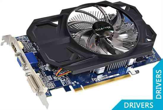 ���������� Gigabyte R7 250 OC 1024MB GDDR5 (GV-R725OC-1GI)