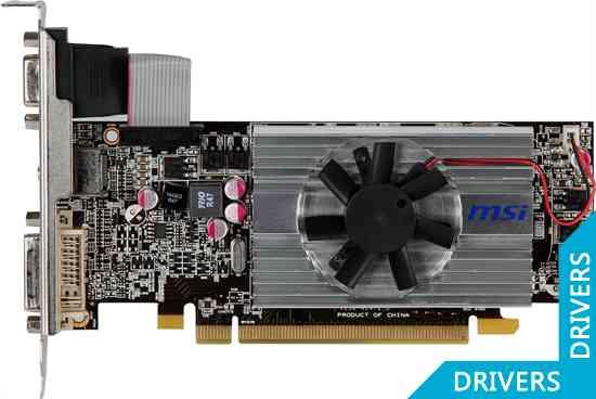 ���������� MSI HD 6570 1024MB DDR3 V2 (R6570-MD1GD3/LP V2)