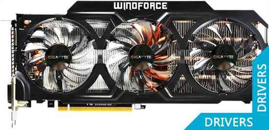 ���������� Gigabyte GeForce GTX 760 OC 4GB GDDR5 (GV-N760OC-4GD (rev. 2.0))