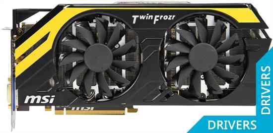 Видеокарта MSI HD 7970 Power Edition 3GB GDDR5 Boost Edition (R7970 PE 3GD5 BE)