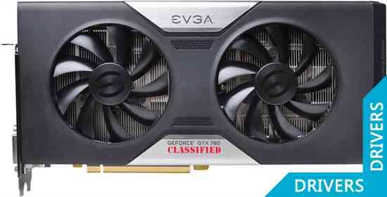 Видеокарта EVGA GeForce GTX 780 Dual Classified 3GB GDDR5 (03G-P4-3788)