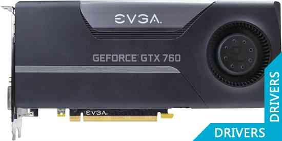 Видеокарта EVGA GeForce GTX 760 2GB GDDR5 (02G-P4-2761)