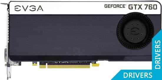 Видеокарта EVGA GeForce GTX 760 2GB GDDR5 (02G-P4-2760)