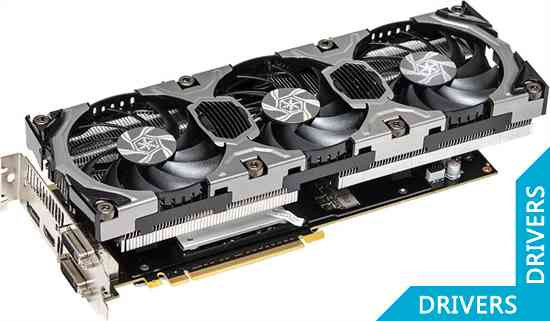Видеокарта Inno3D iChiLL GTX 780 HerculeZ X3 Ultra 3GB GDDR5 (C78V-1SDN-L5HSX)