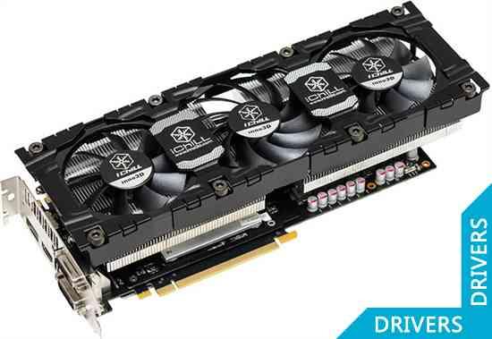 Видеокарта Inno3D iChiLL GeForce GTX 760 HerculeZ 3000 2GB GDDR5 (C760-1SDN-E5DSX)