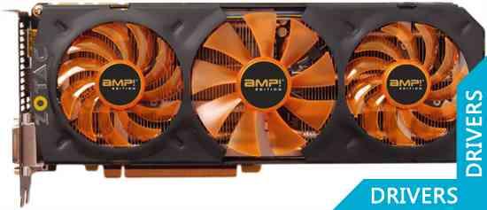 ���������� ZOTAC GeForce GTX 780 AMP! 3GB GDDR5 (ZT-70203-10P)