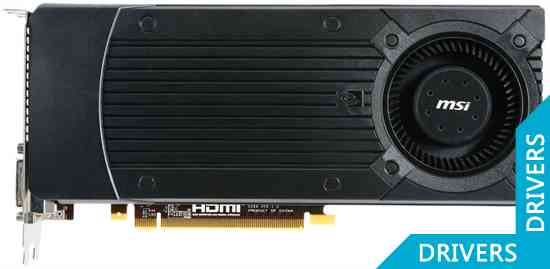 Видеокарта MSI GeForce GTX 760 OC 2GB GDDR5 (N760-2GD5/OC)