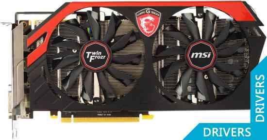 Видеокарта MSI GeForce GTX 760 Gaming 4GB GDDR5 (N760 TF 4GD5/OC)