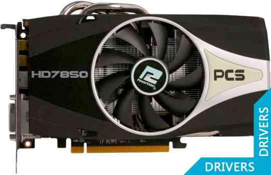 Видеокарта PowerColor PCS HD 7850 2GB GDDR5 (AX7850 2GBD5-2DHPPE)