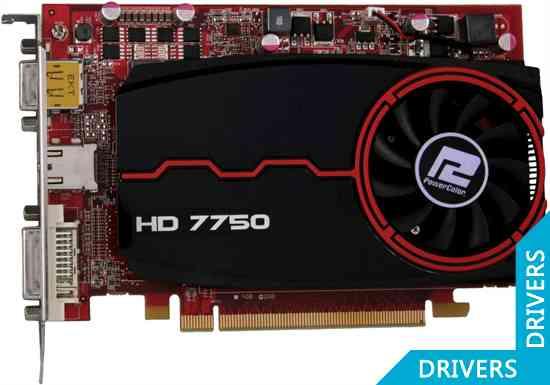 Видеокарта PowerColor HD 7750 2GB DDR3 (AX7750 2GBK3-HE)