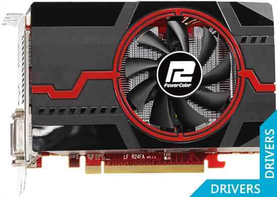 Видеокарта PowerColor HD 7790 OC 1024MB GDDR5 V2 (AX7790 1GBD5-DHV2/OC)