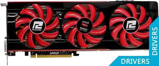 Видеокарта PowerColor HD 7990 6GB GDDR5 V2 (AX7990 6GBD5-M4DHG)