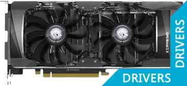 Видеокарта KFA2 GeForce GTX 760 EX OC 4GB GDDR5