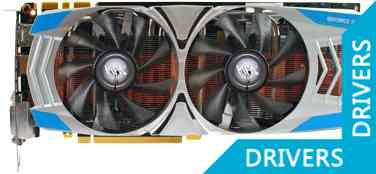 Видеокарта KFA2 GeForce GTX 780 EX OC 3GB GDDR5