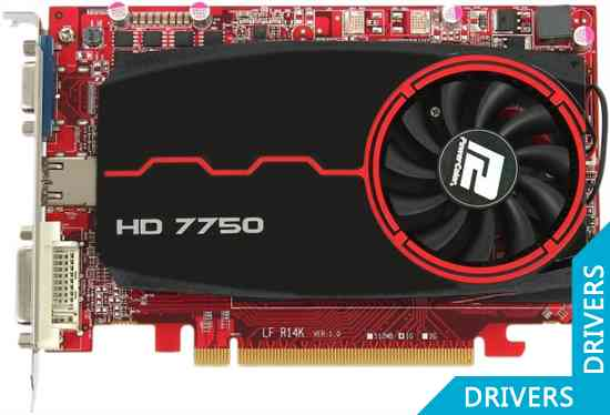 Видеокарта PowerColor HD 7750 1024MB DDR3 (AX7750 1GBK3-HE)