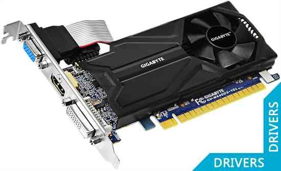Видеокарта Gigabyte GeForce GT 640 1024MB GDDR5 (GV-N640D5-1GL)