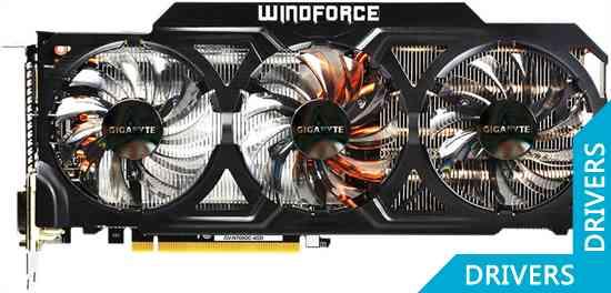 Видеокарта Gigabyte GeForce GTX 760 OC 4GB GDDR5 (GV-N760OC-4GD)