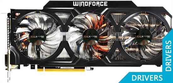 ���������� Gigabyte GeForce GTX 780 3GB GDDR5 (GV-N780WF3-3GD (rev. 1.0))