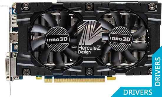 Видеокарта Inno3D GeForce GTX 760 HerculeZ 2GB GDDR5 (N760-3SDN-E5DSX)
