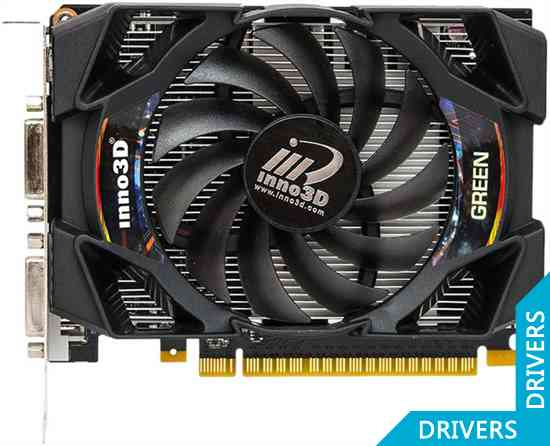 ���������� Inno3D GeForce GTX 650 Green 1024MB GDDR5 (N65G-4SDV-D5CW)
