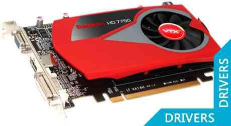 Видеокарта VTX3D HD 7750 1024MB DDR3 (VX7750 1GBK3-H)