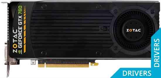 ���������� ZOTAC GeForce GTX 760 2GB GDDR5 (ZT-70401-10P)