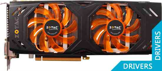 ���������� ZOTAC GeForce GTX 770 2GB GDDR5 (ZT-70301-10P)