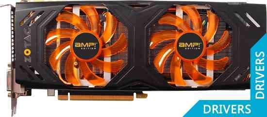 ���������� ZOTAC GeForce GTX 770 AMP! 2GB GDDR5 (ZT-70303-10P)