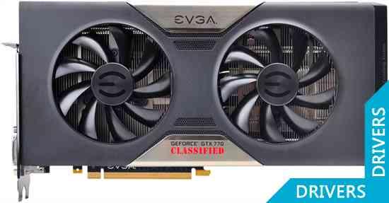 ���������� EVGA GeForce GTX 770 Classified 4GB GDDR5 (04G-P4-3778)