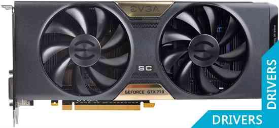 Видеокарта EVGA GeForce GTX 770 SC 2GB GDDR5 (02G-P4-2774)