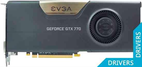 Видеокарта EVGA GeForce GTX 770 SC 2GB GDDR5 (02G-P4-2771)