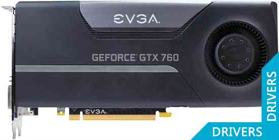���������� EVGA GeForce GTX 760 SC 2GB GDDR5 (02G-P4-2762)