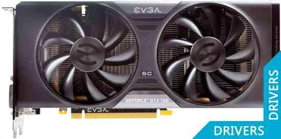 Видеокарта EVGA GeForce GTX 760 SC 2GB GDDR5 (02G-P4-2765)