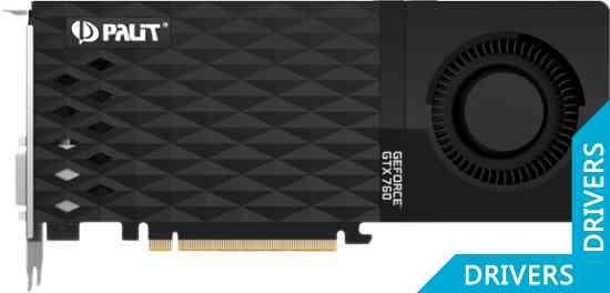 ���������� Palit GeForce GTX 760 2GB GDDR5 (NE5X76001042-1042F)