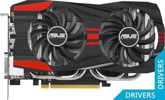 Видеокарта ASUS GeForce GTX 760 DirectCU II OC 2GB GDDR5 (GTX760-DC2OC-2GD5)