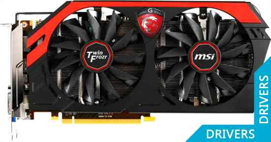 Видеокарта MSI GeForce GTX 770 Gaming 2GB GDDR5 (N770 TF 2GD5/OC)