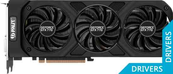 ���������� Palit GeForce GTX 770 2GB GDDR5 (NE5X77001042-1045F)
