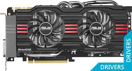 Видеокарта ASUS GeForce GTX 770 DirectCU II OC 2GB GDDR5 (GTX770-DC2OC-2GD5)
