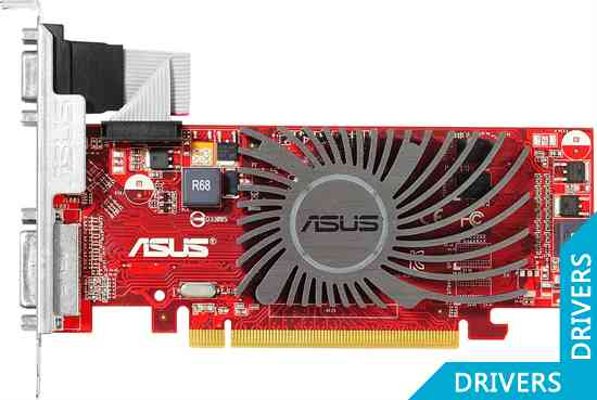 ���������� ASUS HD 5450 1024MB DDR3 (HD5450-SL-HM1GD3-L-V2)